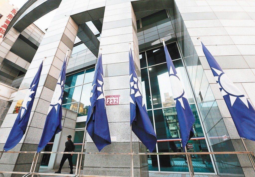 國民黨主席6強爭霸 5日開始領表