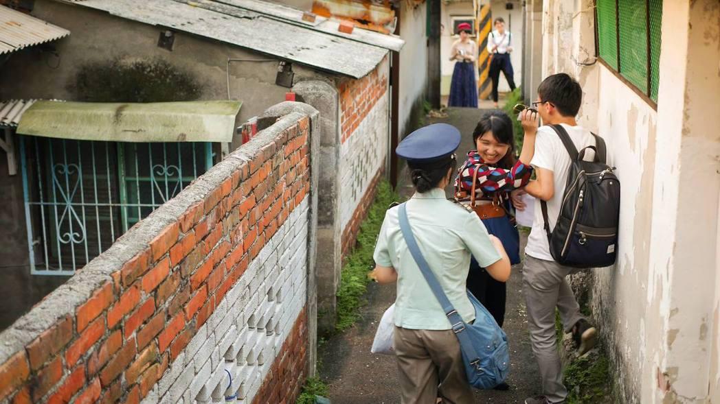 去年11月,北地異與台北眷村文化節合作,於北投中心新村舉辦8場的《歸鄉》LARP...