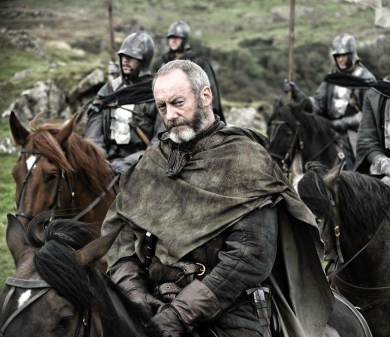 「洋蔥騎士」連恩康寧漢坦言非常喜歡成龍。圖/HBO提供