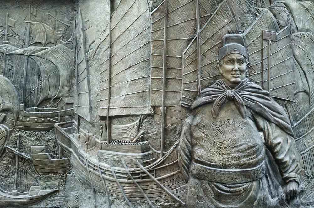 王毅宣稱鄭和下西洋是秉持「海洋合作」的精神,然而稍具常識者都知道,天朝思維怎麼可...