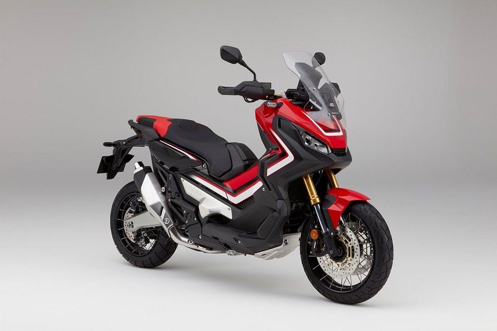 Honda二輪推出全新跨界車款X-ADV,4月1日展開預售,預接價格為47.8萬...