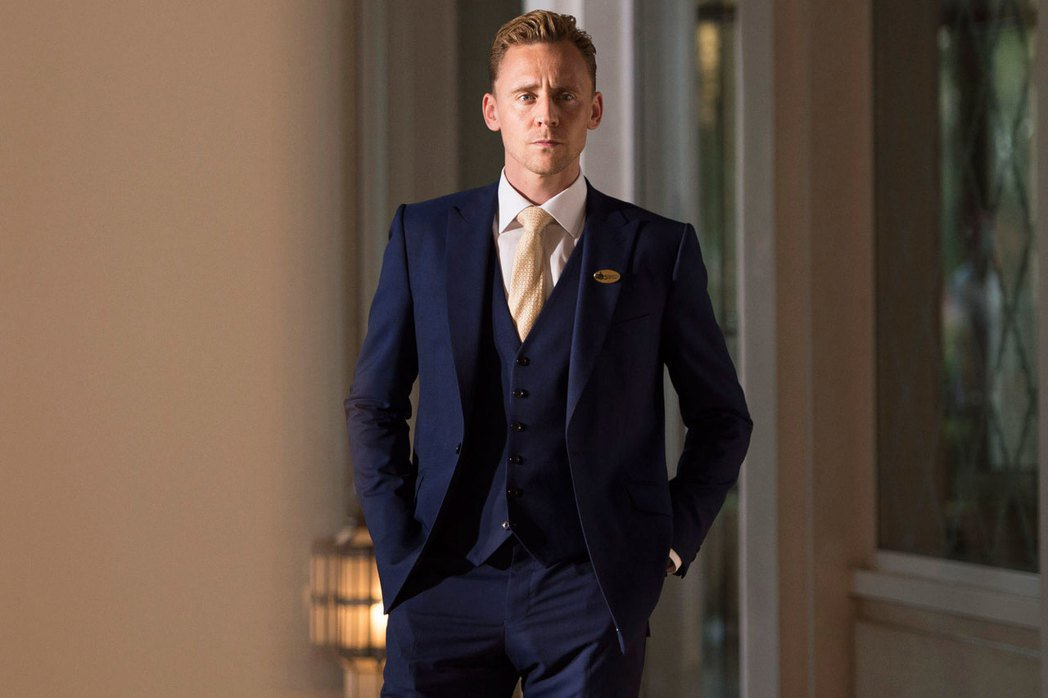 湯姆希德斯頓傳不討007製片人的歡心。圖/摘自Evening standard