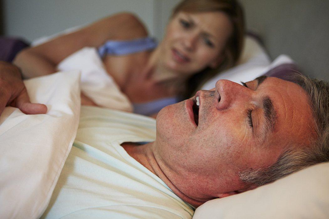 治療頑固高血壓 改善睡眠呼吸中止 圖/ingimage
