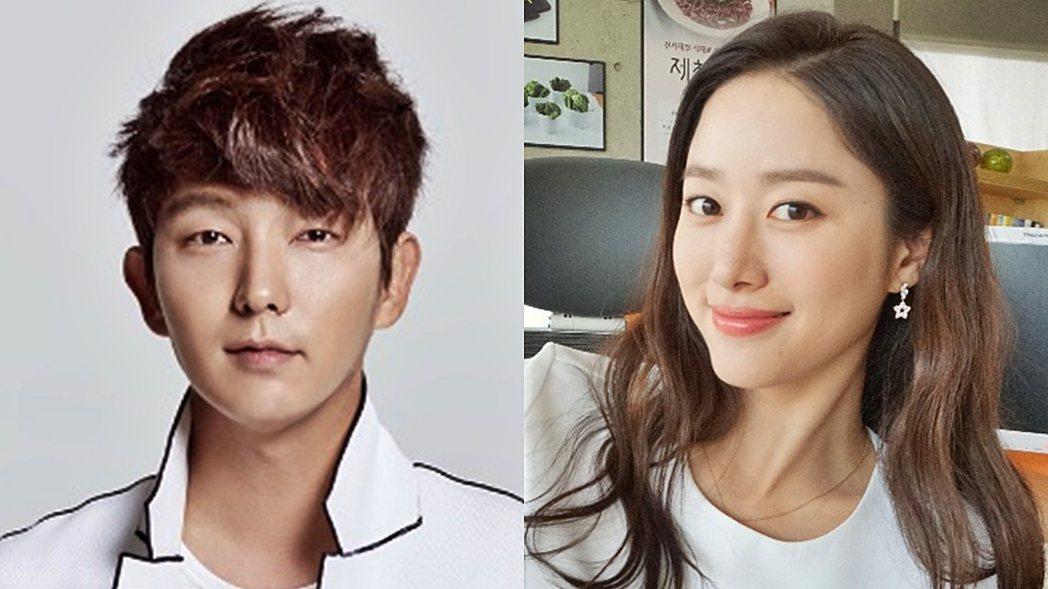 李準基、全慧彬因合作韓劇「朝鮮神搶手」曾3度傳出緋聞。 圖/擷自ytn。