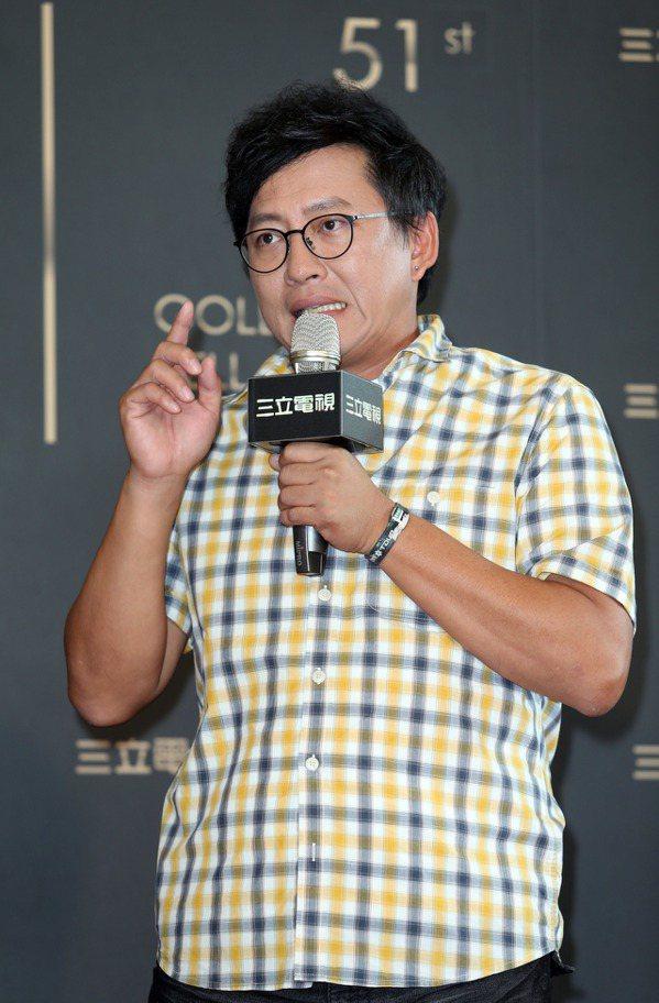 詹姆士。記者陳瑞源/攝影
