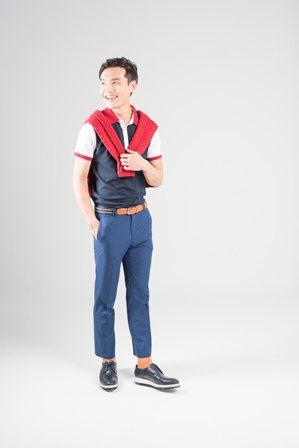 洪健藏|飾李台生,哲翔的丈夫,期待與哲翔一同領養小孩,組成家庭。 攝影/陳長志