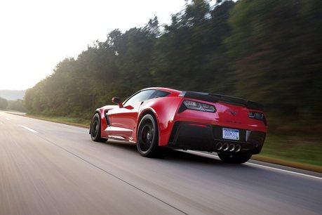 Chevrolet Corvette跑車 釋出最高24萬元折扣!
