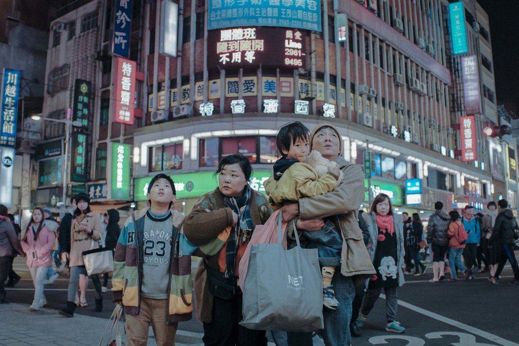 中視全新電視電影「TMD天堂」講述社會低階層的故事  圖/中視提供