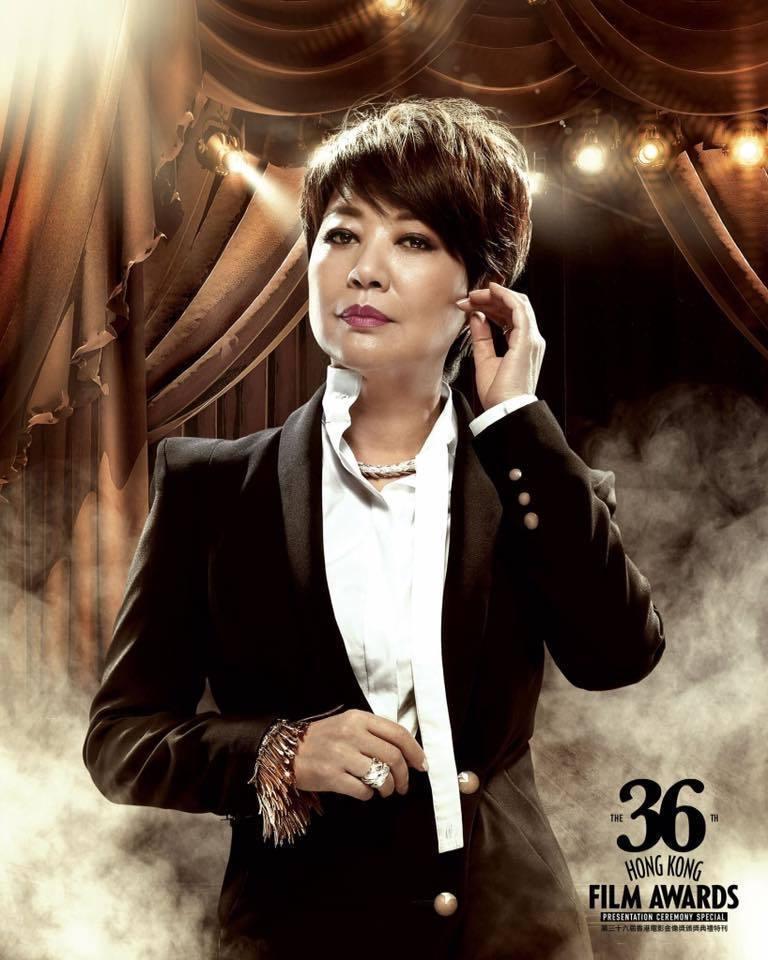 金燕玲以「一念無明」入圍香港電影金像獎最佳女配角。圖/香港電影金像獎提供