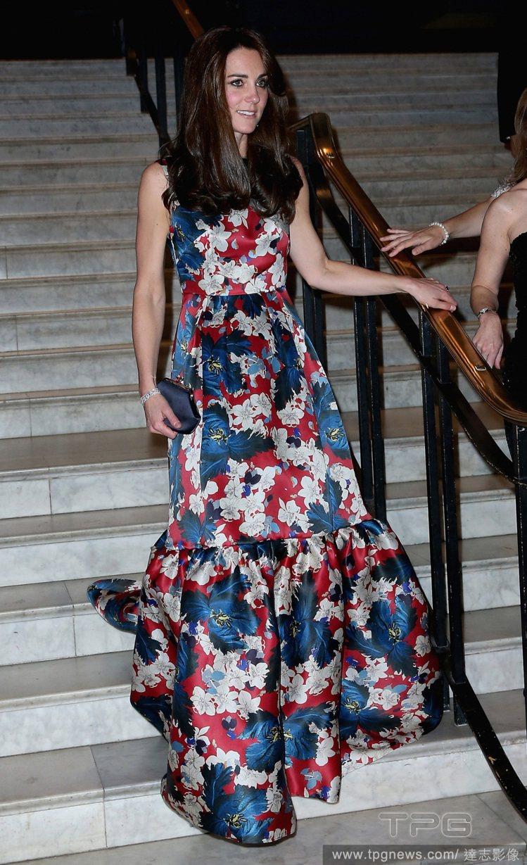 英國凱特王妃。圖/達志影像