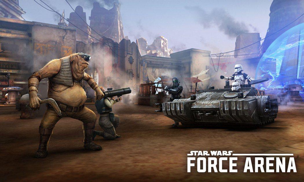 《Star Wars:原力戰場》更新後將釋出4位全新角色卡牌,強化公會系統、新增...