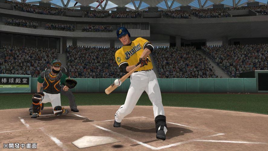 球員數值將依據中職數據更真實的呈現在《棒球殿堂2017》。