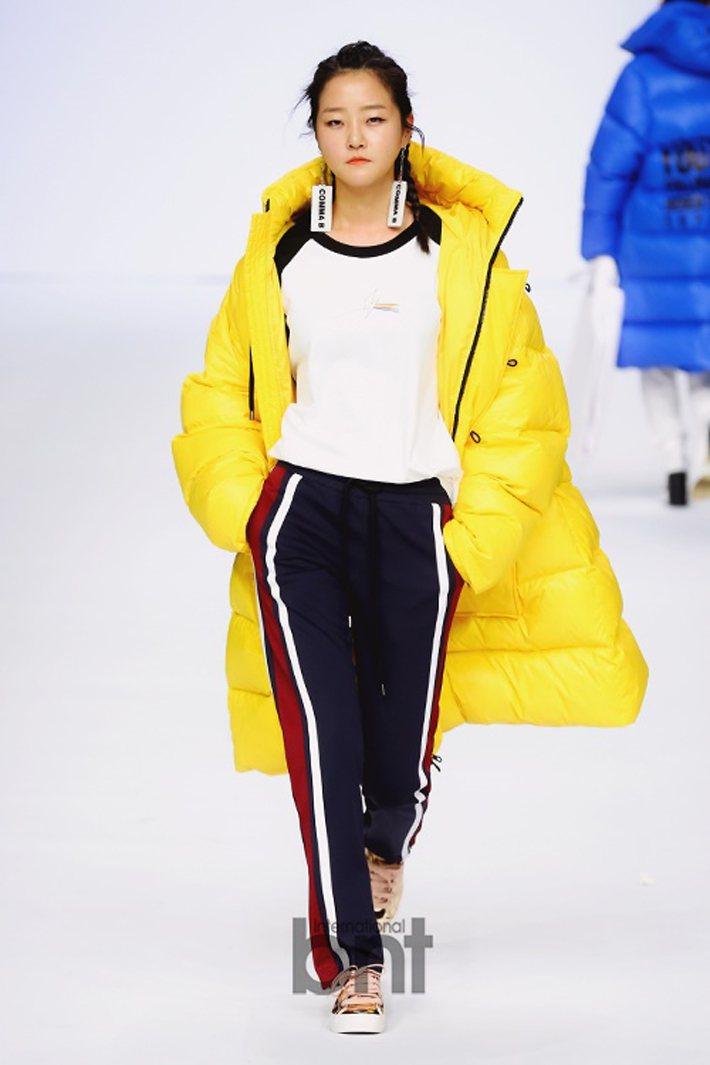 姜承賢曾走過多次時裝周,經驗豐富。圖/BNT提供