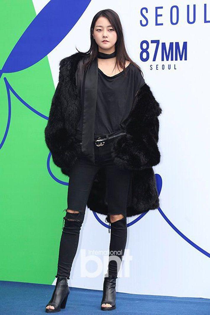 姜承賢是每年韓國時裝周的常見臉孔。圖/BNT提供