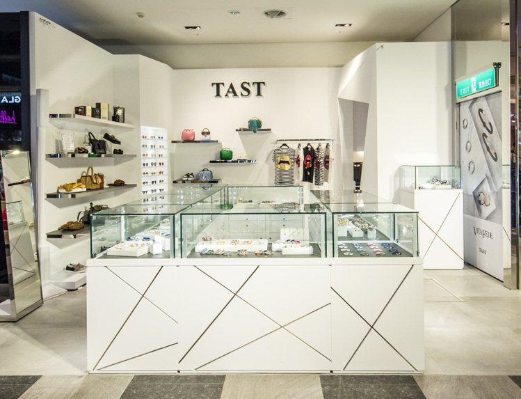 TAST精品複合店北上進駐新光三越信義A11。圖/TAST提供