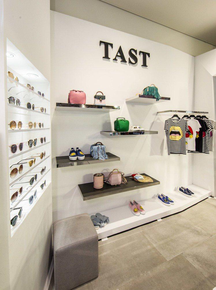 TAST精品複合店在台北開設首家店。圖/TAST提供