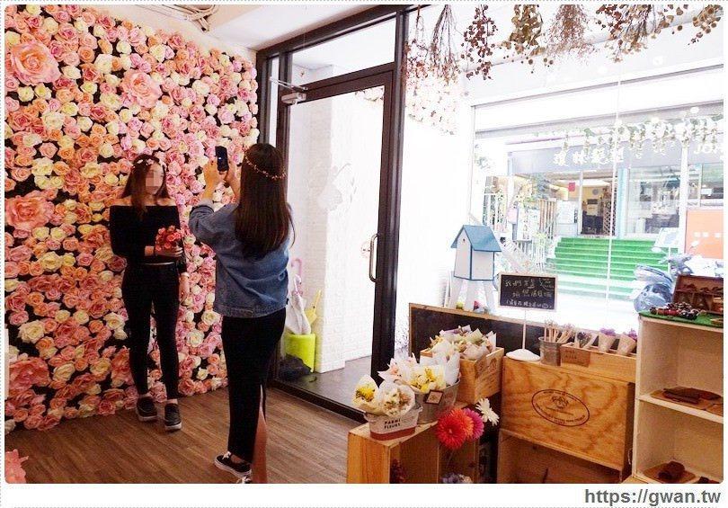 【松江南京站】必訪!超夢幻「乾燥花」咖啡廳