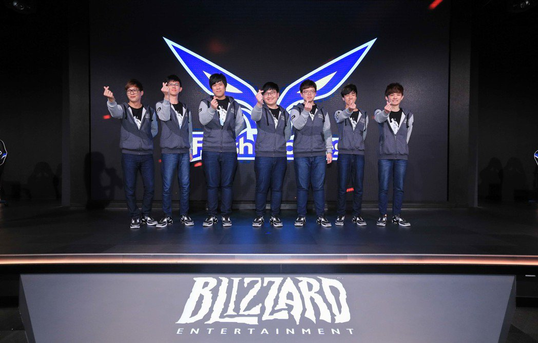 台灣戰隊Flash Wolves