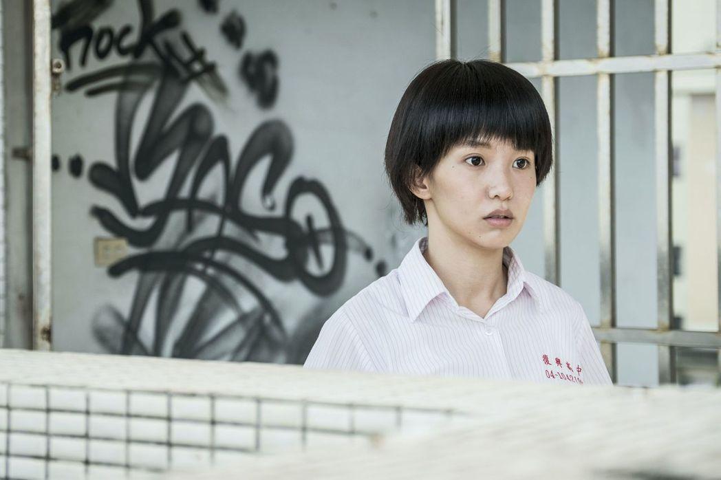 「通靈少女」郭書瑤演技頗獲好評。圖/HBO提供