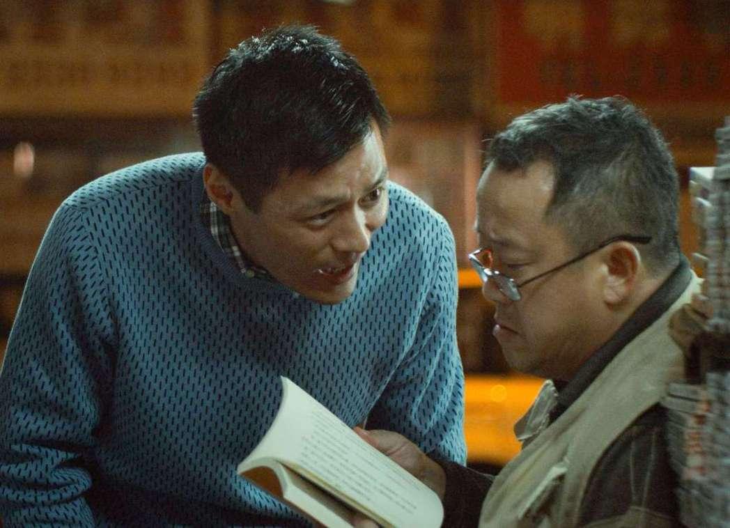 曾志偉(右)以「一念無明」拿下香港金像獎最佳男配角。圖/甲上提供