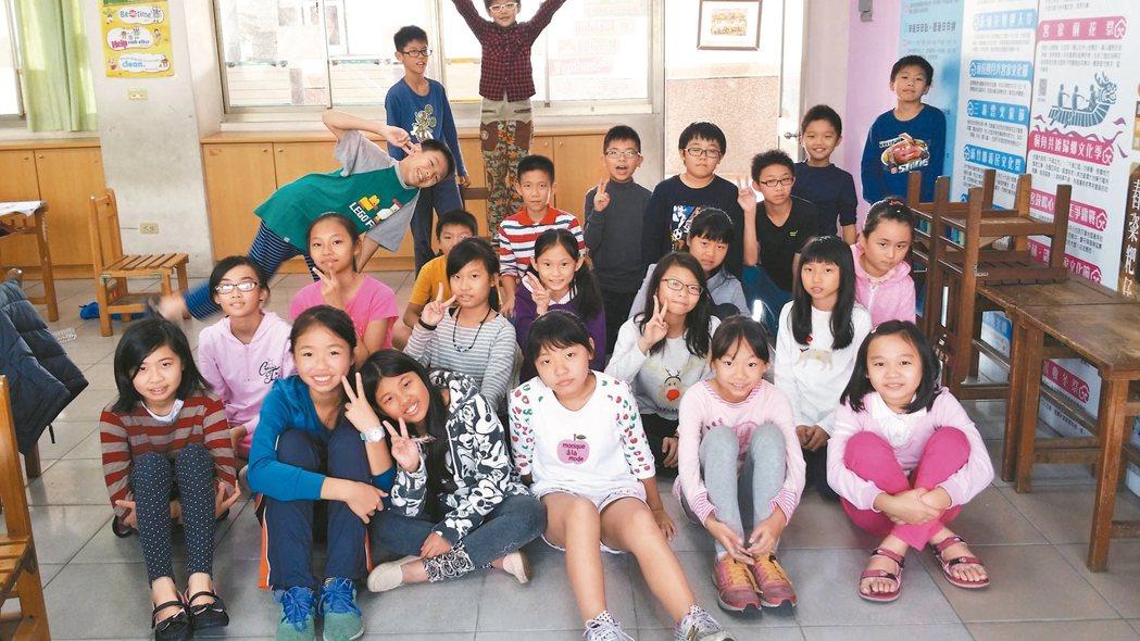 「嘉義市語文之星」培訓課開放市內對語文有興趣的國小高年級孩子報名。 圖/聯合報寫...