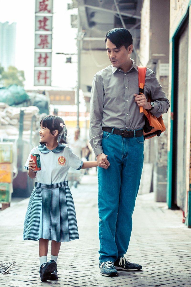 林家棟以「樹大招風」獲得香港電影金像獎最佳男主角。圖/華映提供