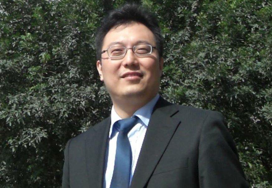 淡江大學教授包正豪。 圖擷取自包正豪臉書