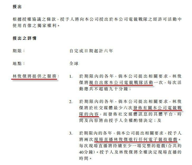 圖/擷自香港交易所公告