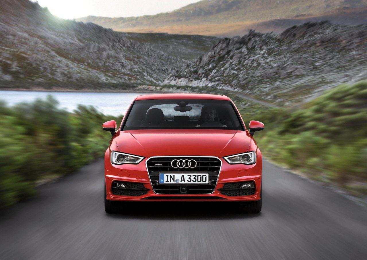 Audi A3 Sportback 30 TSFI車款推出現金價129萬元優惠。 圖/台灣奧迪提供