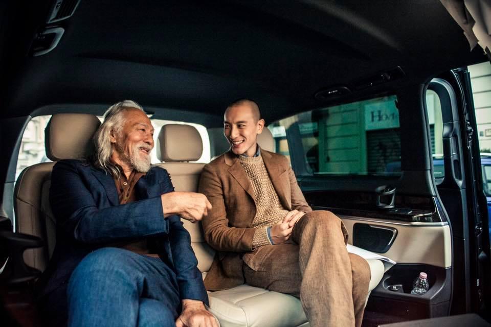 鎖定銀髮商機,日本打造高品質退休生活。圖為示意圖,「頓悟時刻」中的藝術家王德順(...