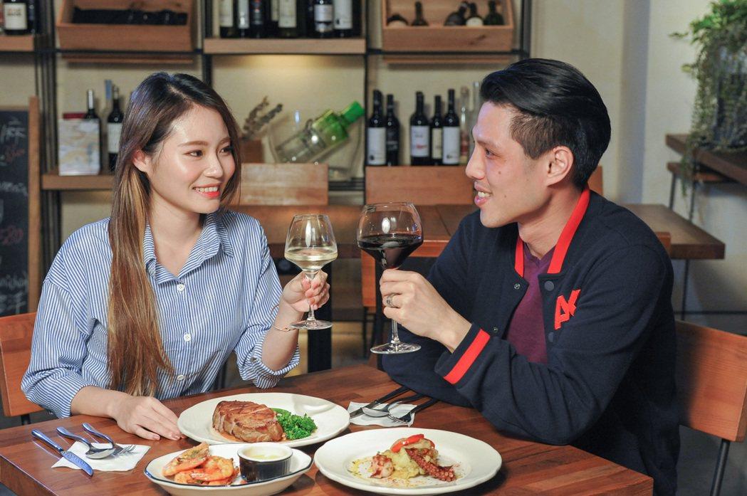「Enjoy Life!飲酒生活節」首度結合葡萄酒、美食、現場演唱。網路購票即日