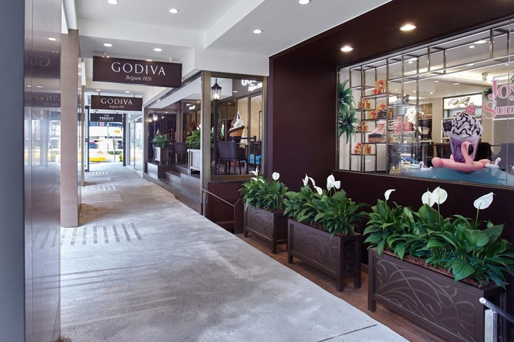 GODIVA生活形象店將於4月15日在東區開幕。圖/GODIVA提供