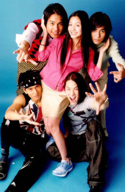 「流星花園」是柴智屏製作的首部偶像劇,當時她一手打造了F4言承旭、周渝民、吳建豪...