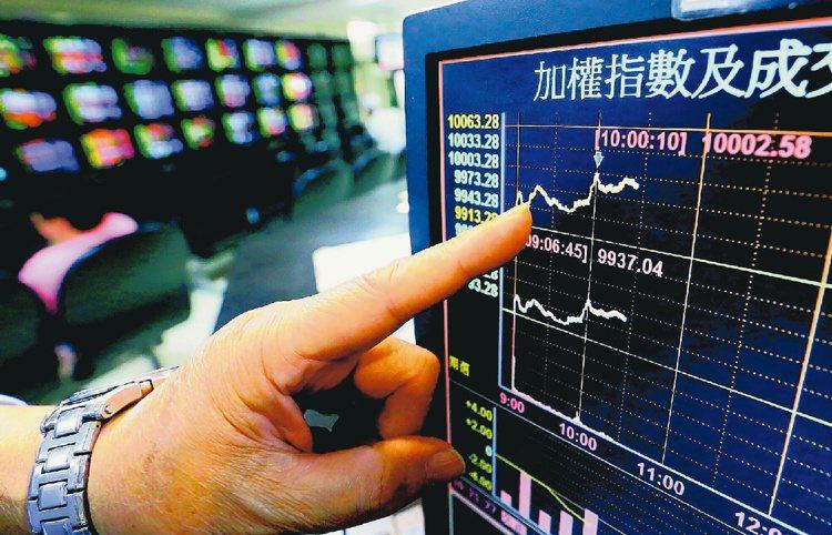 今年以來匯市波動大,可能會影響大盤指數短期出現波動。 圖/報系資料照