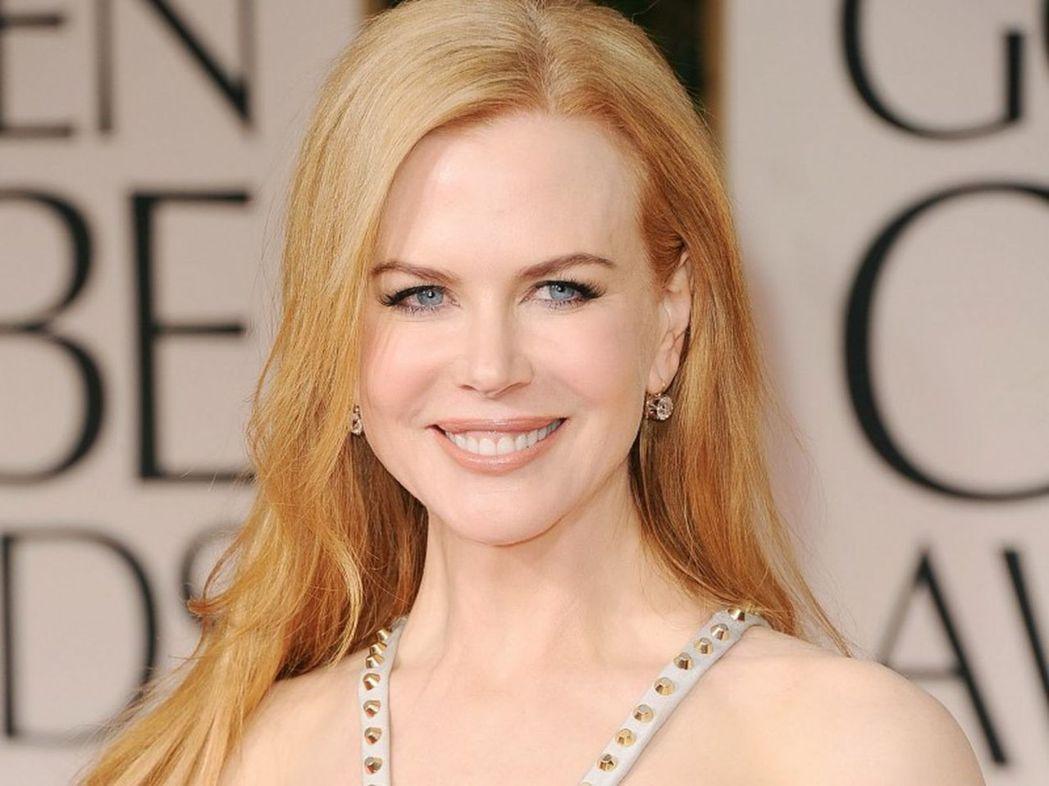 好萊塢女星妮可基嫚(Nicole Kidman)。(圖/翻攝自Schmoes K