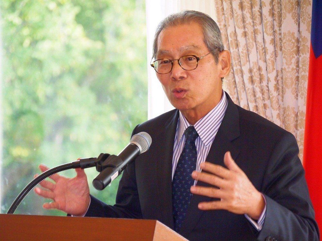 駐美代表高碩泰今天在美國媒體發表專文指出,台灣有權參與WHA。 圖/聯合報系資料...