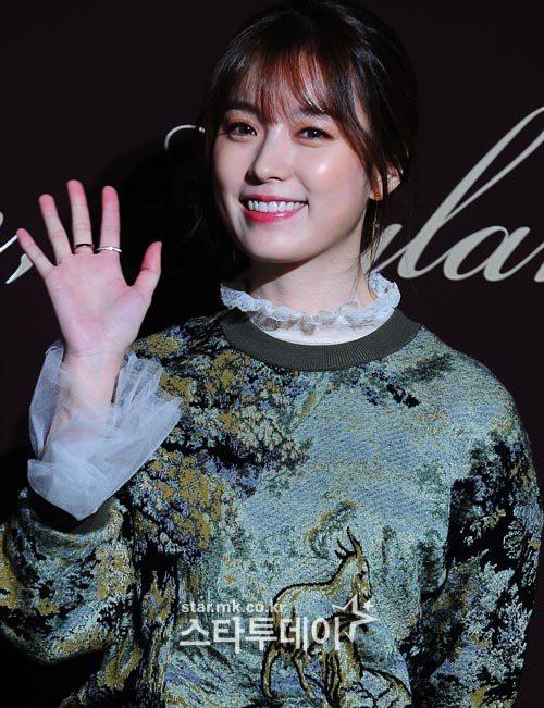 南韓演員韓孝珠確定參加新片「人狼」。 圖/擷自star.mk.co.kr