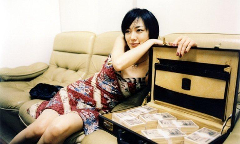 內田賢治以《我的帶衰日記》在2005年的坎城影展勇奪四個獎項,因此一炮而紅。 圖/《我的帶衰日記》劇照