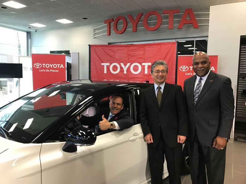 Toyota 豐田汽車於今(11 日)上午宣布,將投入 13.3 億美元更新肯塔基州(Kentucky)工廠。 摘自 Toyota