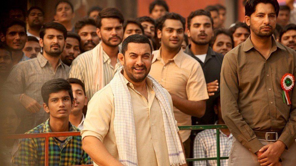 寶萊塢「我和我的冠軍女兒」 橫掃大陸票房