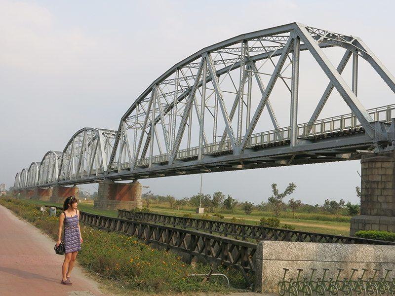 高雄大樹舊鐵橋 黃佳琳
