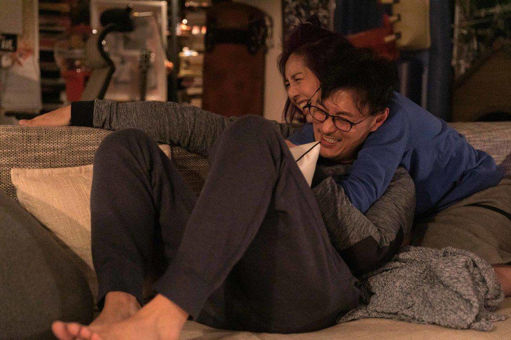 「春嬌救志明」在台灣拍攝取景。圖/華映提供