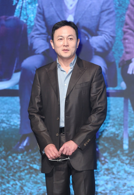 文化部《閱讀時光II》首映會,演員趙擎出席。記者曾吉松/攝影