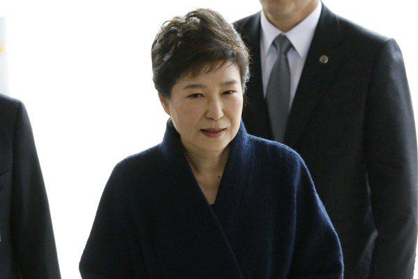 朴槿惠被提起公訴 涉罪18宗