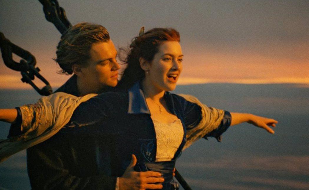 電影《鐵達尼號》劇照。圖/擷自imdb