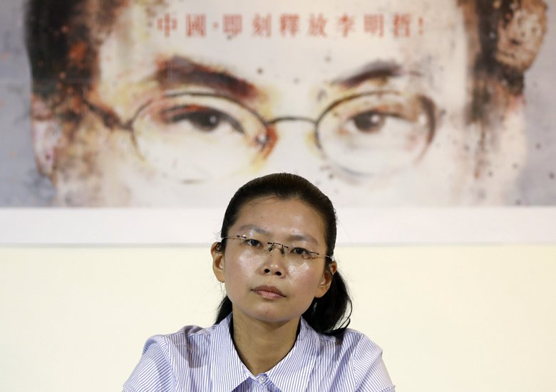 李淨瑜堅持的立場,代表的是台灣公民社會發展以來最重要的核心價值。 圖/歐新社