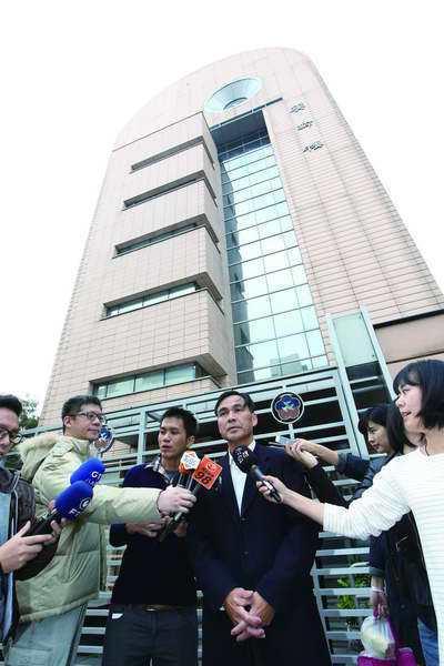 林清淇表示,政黨法立法完成,政黨4年內未提出參選人將被註銷。  攝影◎郭晉偉