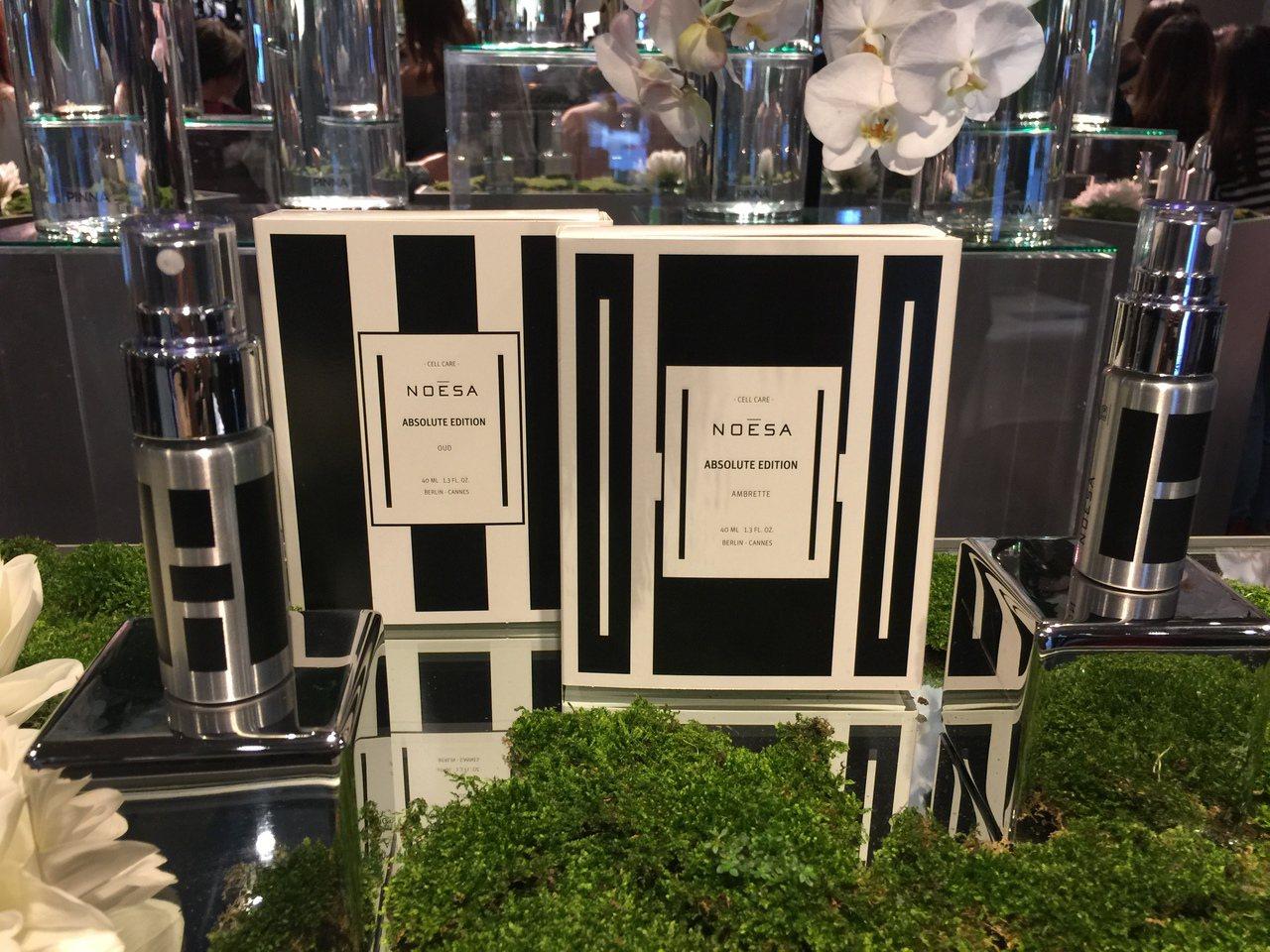 據稱是目前全球最頂級保養品NOESA鉑金光萃於4月正式進入台灣市場,投入競爭日益...