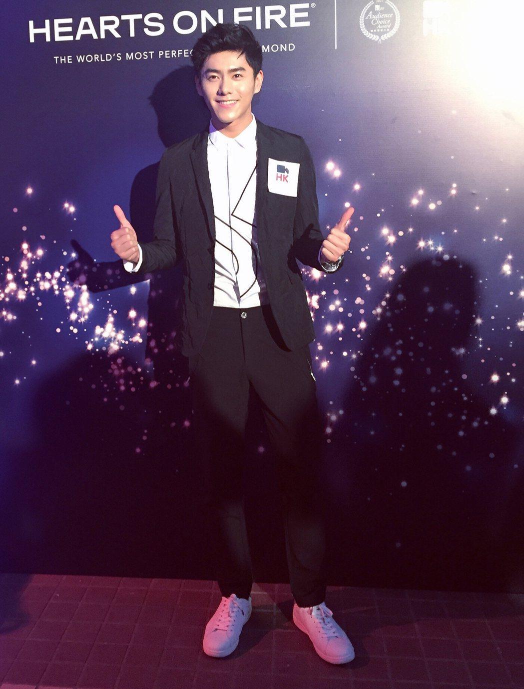 台灣男星李程彬演出「春嬌救志明」,與楊千嬅有精彩對手戲。圖/最大國際娛樂提供