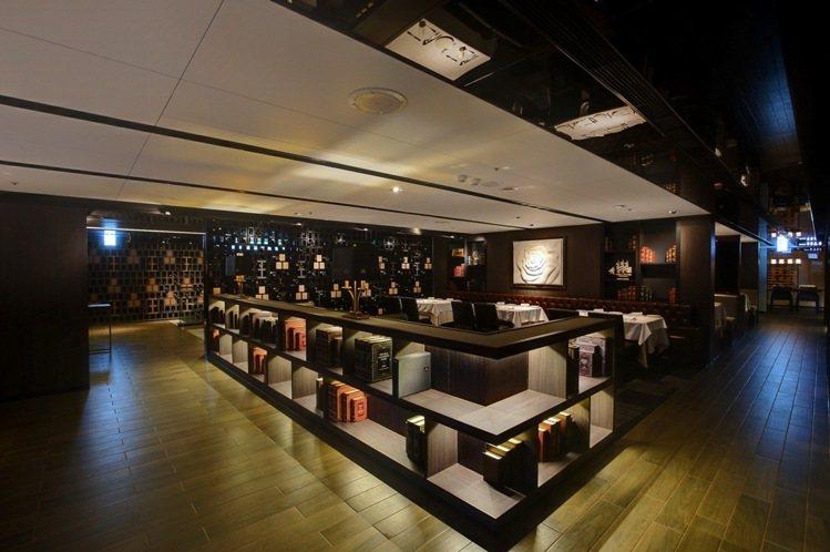 新竹北大店則因到店客人常正裝出席,便改成官邸風格。圖/王品提供